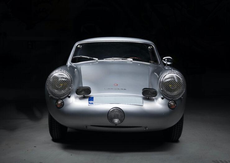 Glöckler-Porsche 356 Carrera 1500 Coupe 9