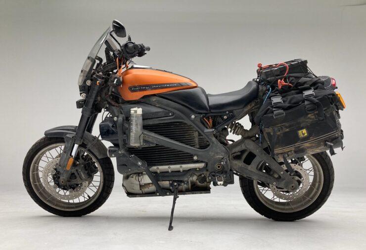 Harley-Davidson Livewire Long Way Up