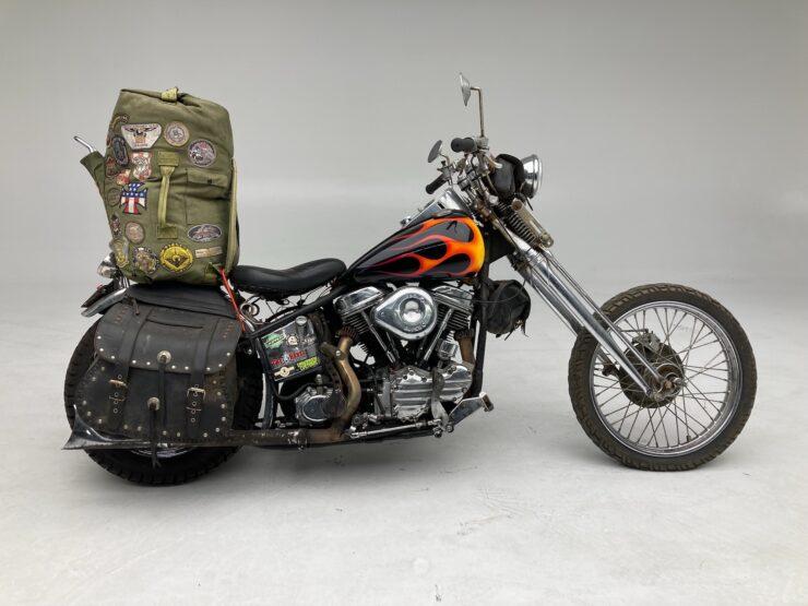 Harley-Davidson Panhead Chopper