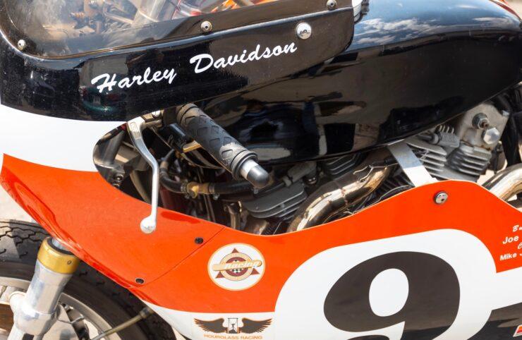 Harley-Davidson XRTT Road Racer 12