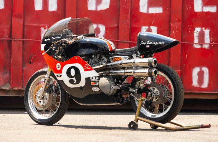 Harley-Davidson XRTT Road Racer 4