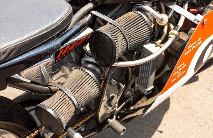 Harley-Davidson XRTT Road Racer 7