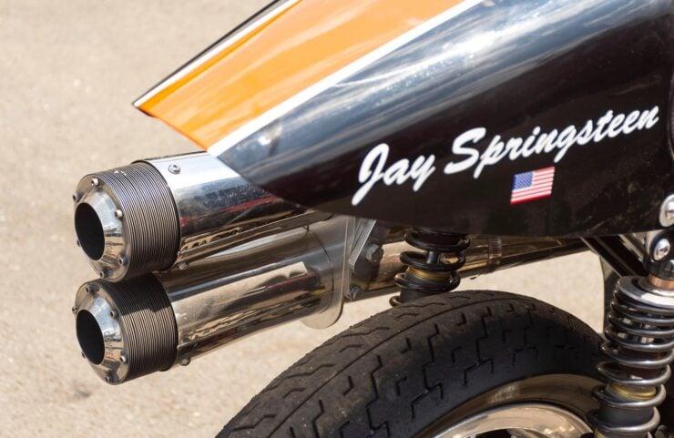 Harley-Davidson XRTT Road Racer Exhaust
