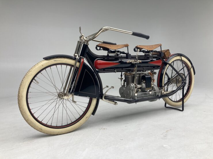 Henderson Four Motorcycle