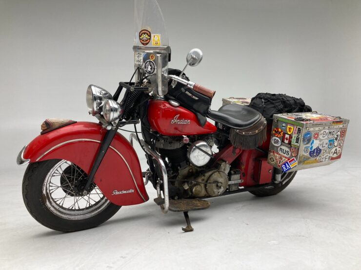 Indian 348 Chief
