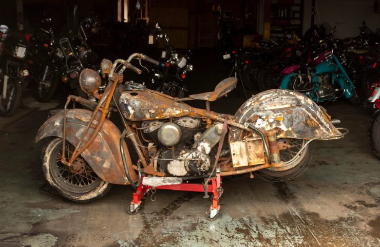 Indian Chief 12