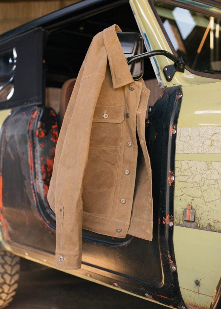 Iron & Resin x New Legend 4x4 Mechanic Jacket 5