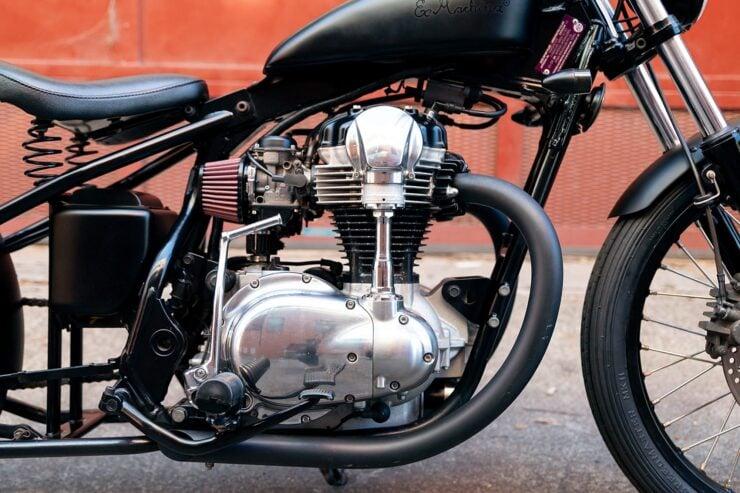 Kawasaki W650 Bobber 15