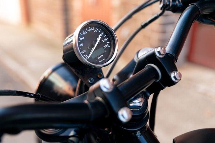 Kawasaki W650 Bobber 8