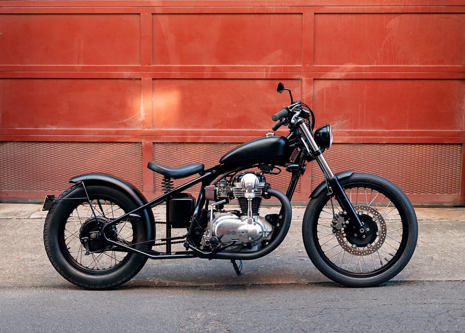 Kawasaki W650 Bobber