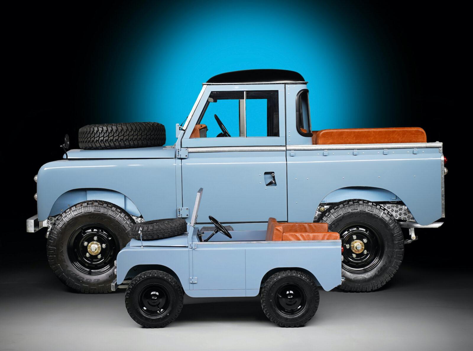 Land Rover For Hikmet Sugoer