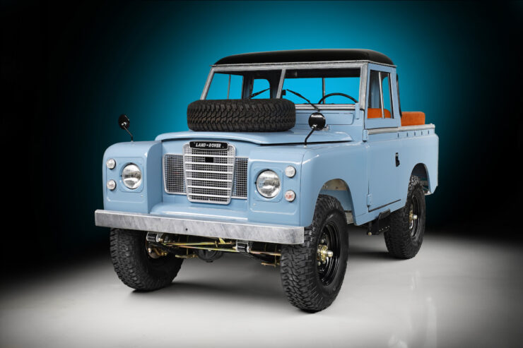 Land Rover For Hikmet Sugoer 2