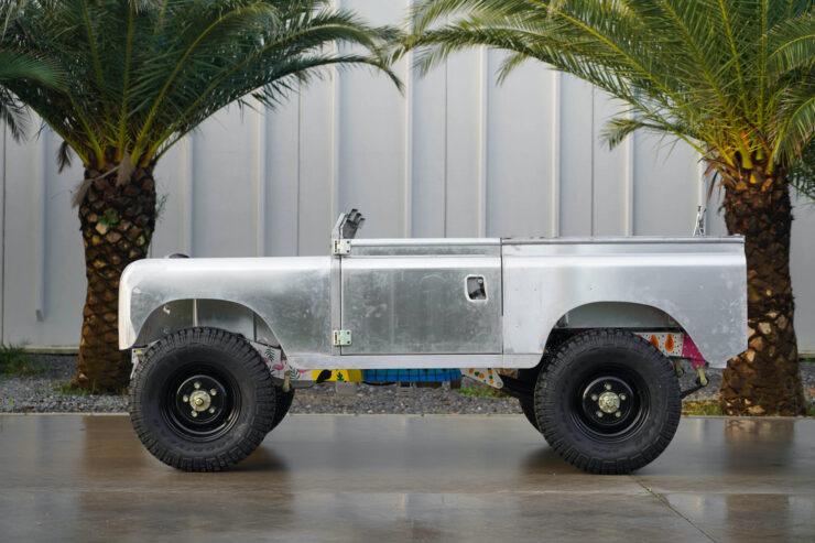 Land Rover Restoration 1
