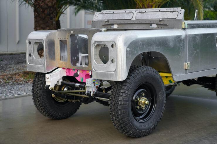 Land Rover Restoration 3