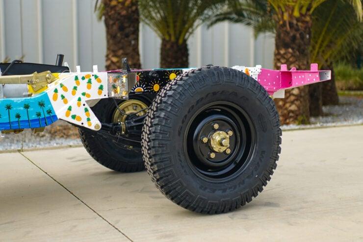 Land Rover Restoration