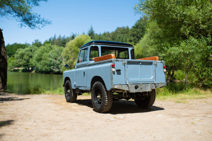 Land Rover Series 3 1