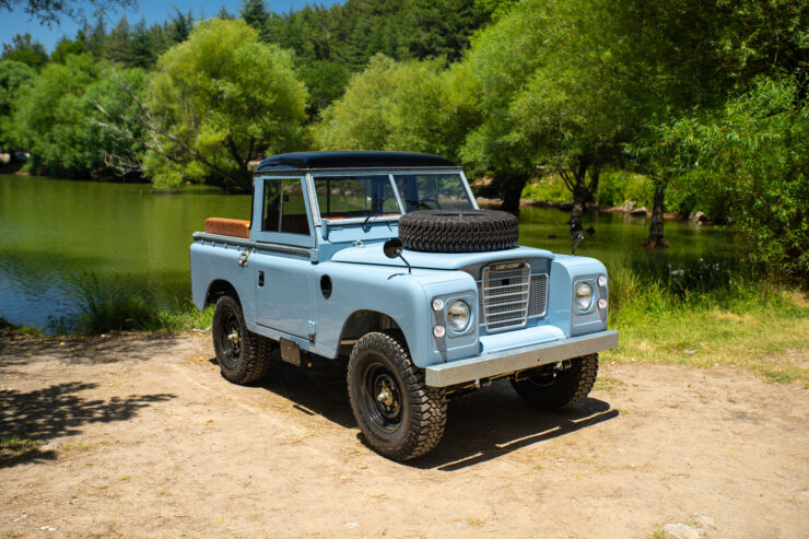 Land Rover Series 3 3