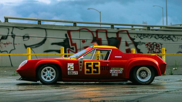 Lotus Europa Road Race Car 1