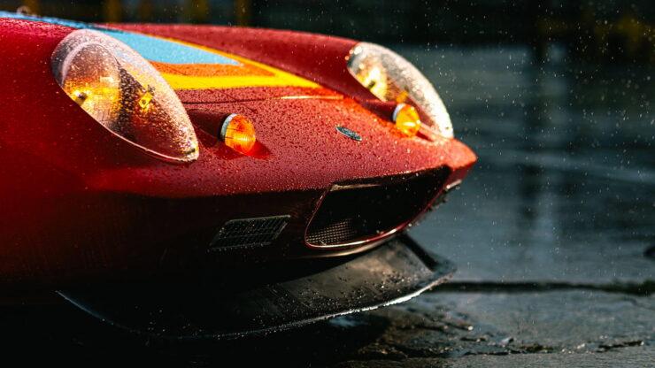 Lotus Europa Road Race Car 12