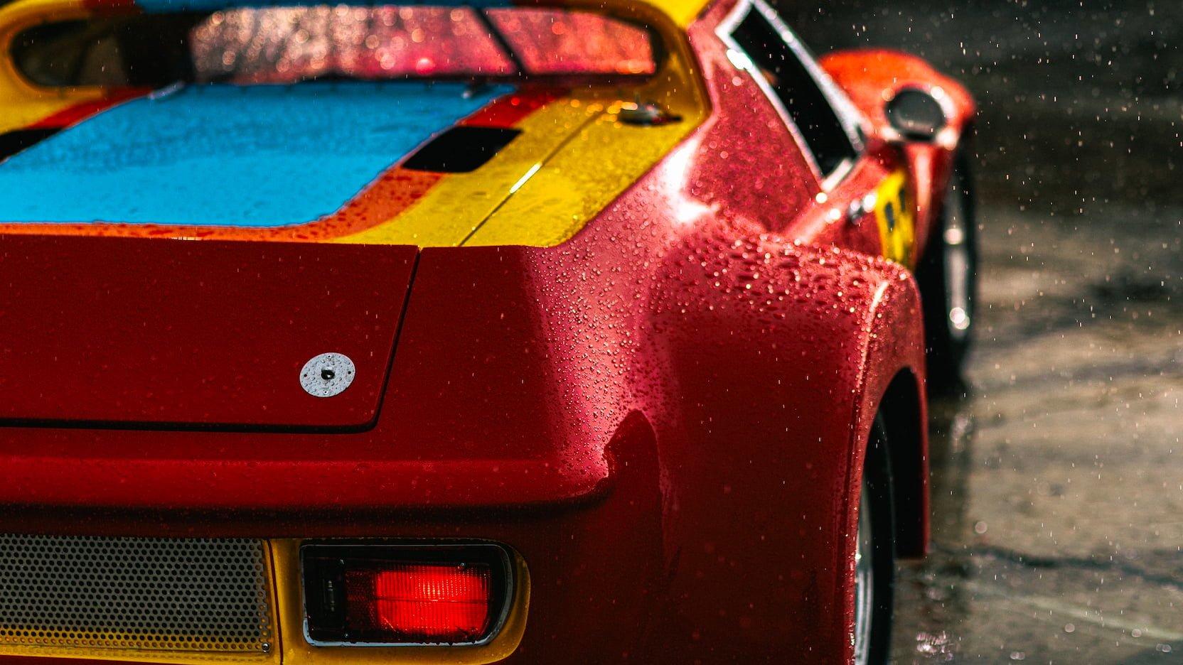 Lotus Europa Road Race Car 15