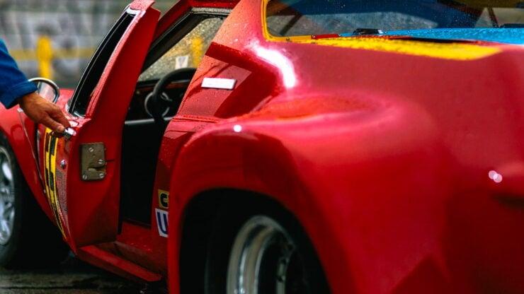 Lotus Europa Road Race Car 17