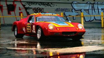 Lotus Europa Road Race Car 20