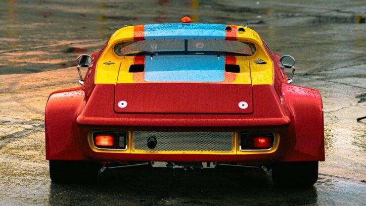 Lotus Europa Road Race Car 21