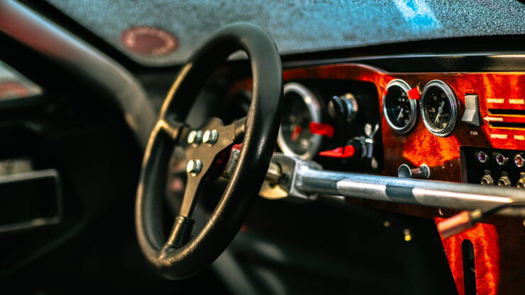 Lotus Europa Road Race Car 4