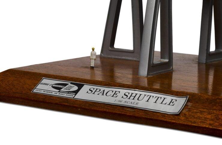 McDonnell Douglas Space Shuttle Model Base