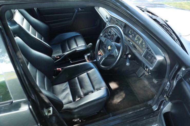 Mercedes-Benz 190E 2.3-16 4