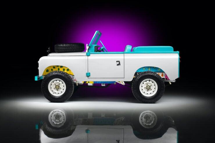 Miami Edition Land Rover 1