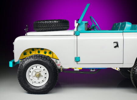 Miami Edition Land Rover 2