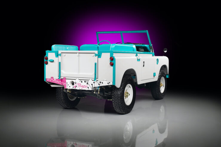 Miami Edition Land Rover 4