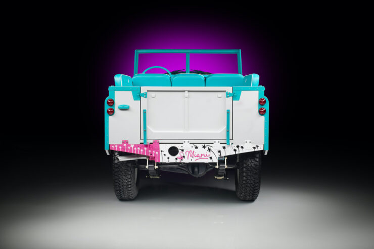 Miami Edition Land Rover 5