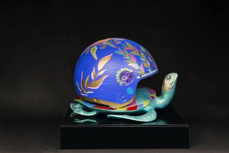 Monaco Art Helmets 14