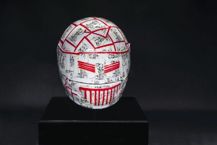 Monaco Art Helmets 3