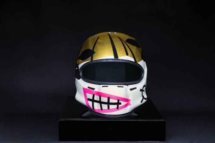 Monaco Art Helmets 4
