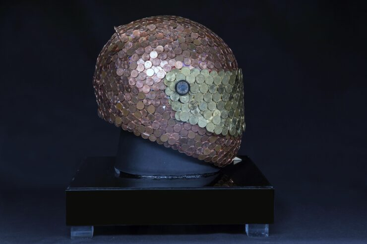 Monaco Art Helmets 7