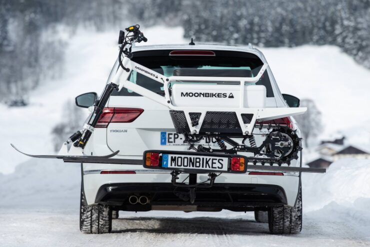 MoonBikes Electric Snow Bike 4
