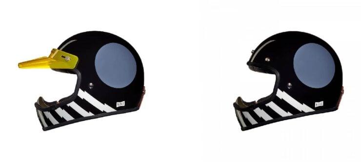 Nexx XG200 Offroad Tracker Helmet Black