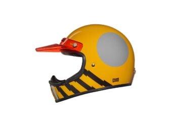 Nexx XG200 Offroad Tracker Helmet Yellow