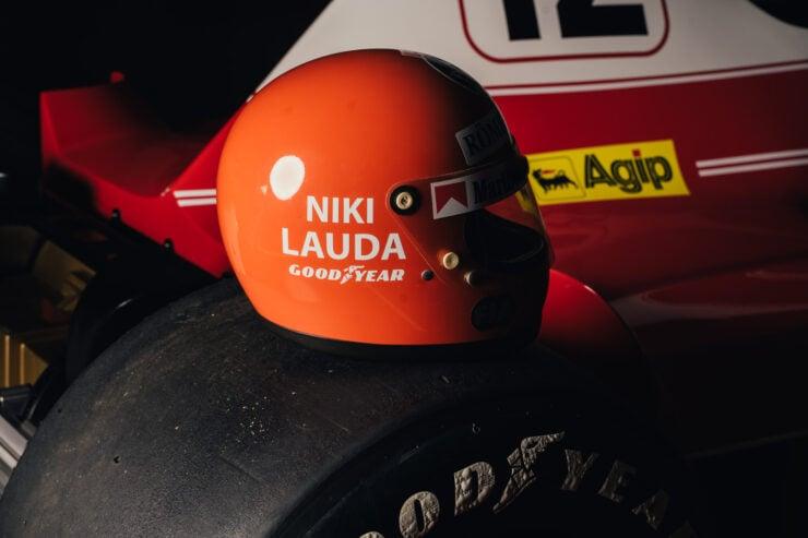 Niki Lauda Ferrari 312T Formula 1 Car 10