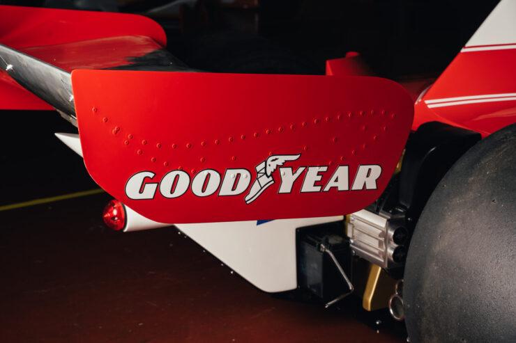 Niki Lauda Ferrari 312T Formula 1 Car 11