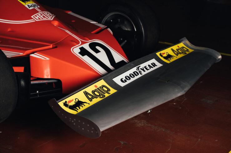 Niki Lauda Ferrari 312T Formula 1 Car 17