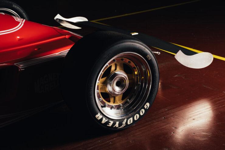 Niki Lauda Ferrari 312T Formula 1 Car 18