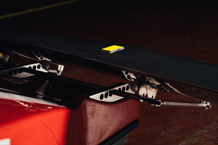 Niki Lauda Ferrari 312T Formula 1 Car 19