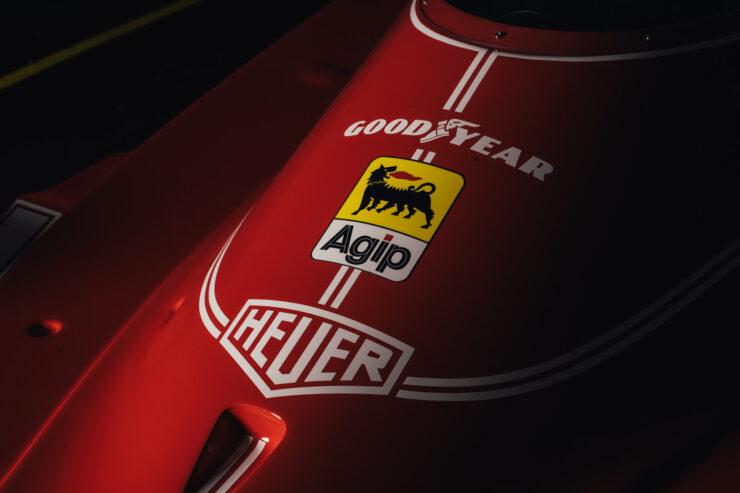 Niki Lauda Ferrari 312T Formula 1 Car 20