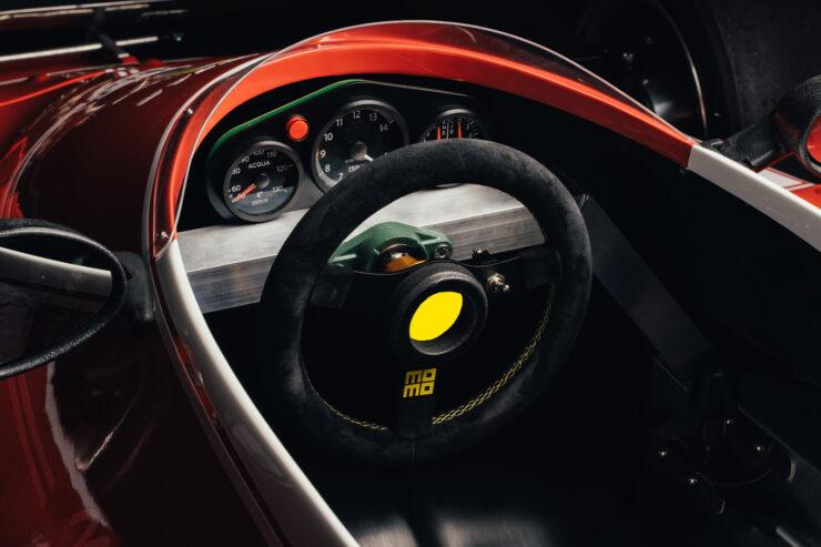 Niki Lauda Ferrari 312T Formula 1 Car 21