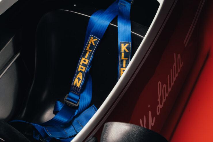 Niki Lauda Ferrari 312T Formula 1 Car 22