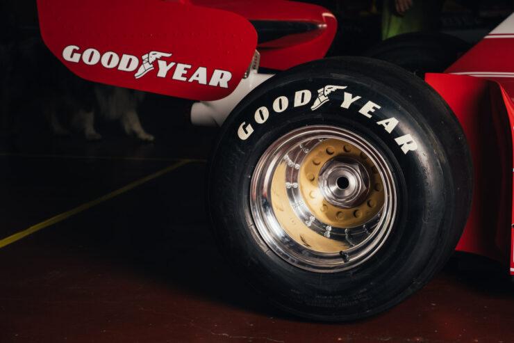 Niki Lauda Ferrari 312T Formula 1 Car 3